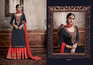 1192 KALA KUNJ SUIT LEHANGA STYLE COLLECTION 511 TO 515 SERIES