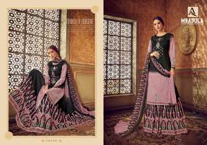 1193 ALOK SUIT BY MRADULA COLLECTION 316001 TO 316008 SERIES