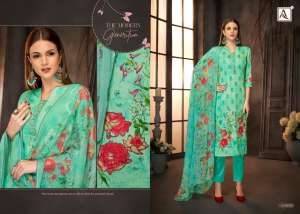 1196 ALOK SUIT BY PARIDHI SWAROSKI COLLECTION 405001 TO 405010 SERIES