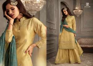 1197 ZOYA  PETALS PARTY WEAR SUIT  COLLECTION 31001 TO 31007 SERIES