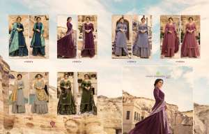 1209 VINAY KASEESH BY LIFESTYLE VOL - 2 COLLECTION 10861 TO 10866 SERIES