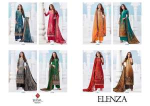 1219 TANISHK FASHION BY ELENZA UPADA SILK COLLECTION 11901 TO 11908 SERIES
